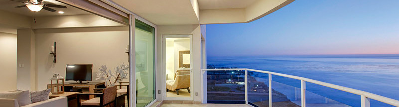 Palacio del Mar Luxury Oceanfront Condos and Villas in Rosarito Beach, Mexico