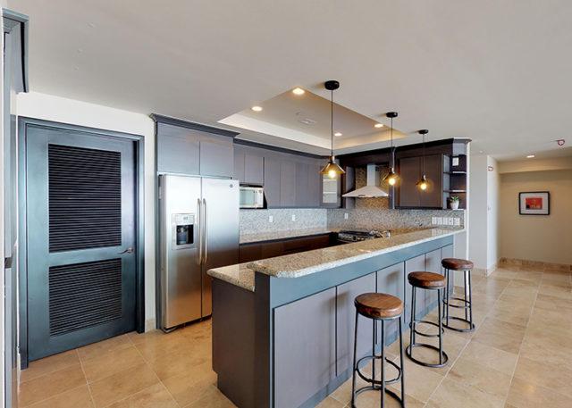 Unit 103 2 Bedroom Kitchen