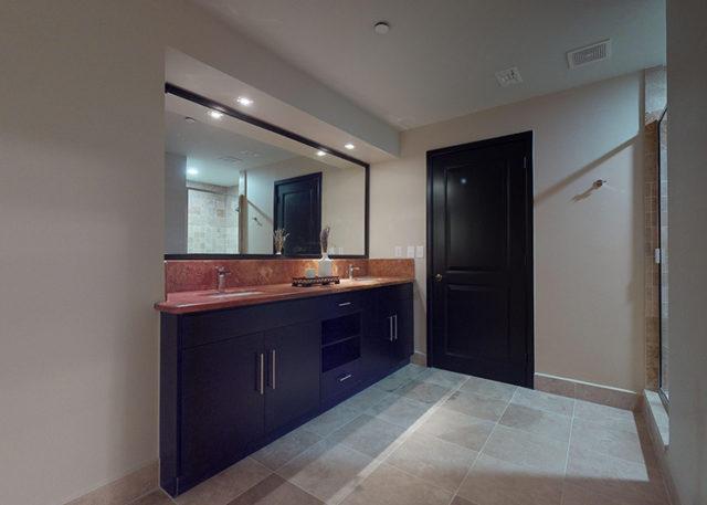 Unit 103 2 Bedroom - Master Bathroom